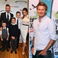 David Beckham has a total of 9 tattoos, including his sons' names, Brooklyn and Romeo and Victoria's name in Hindi. David recently added a new tattoo to his collection for his daughter, Harper Seven Beckham.
