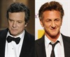 Oscar winners Colin Firth and Sean Penn share more than great acting talent - they also share a birth year. However, Sean looks like he squeezed a lot more out of his years than Colin did.