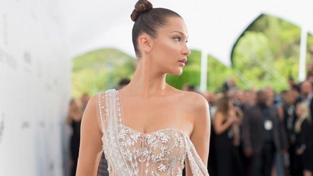 Is this the sexiest dress to ever hit the Cannes red carpet?
