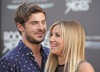 High School Musical alumni Zac Efron and Ashley Tisdale came as each other's dates to the premiere, though neither of them appear in the movie.