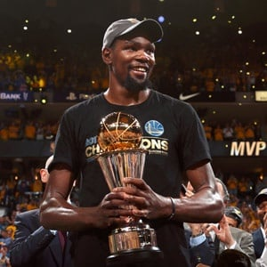 Kevin Durant.(Getty Images)