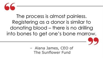 bone marrow donors blood stem cell donors the sunf