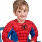 Christian decided to be Spider-Man for his photoshoot. Best idea ever, in our opinion!