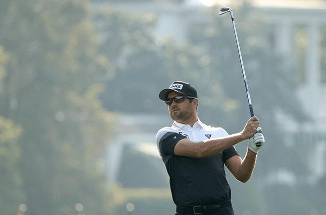 Canadian golfer Corey Conners (AFP)