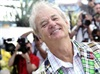 Bill Murray was a vision in checkered multi colours during the photocall for Cannes opening film Moonrise Kingdom, the latest film from director Wes Anderson.
