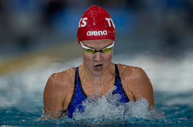 South African swimmer Kaylene Corbett (Gallo)