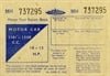 1956 December - Petrol rationing