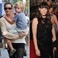 Liv Tyler, actress and mom to 6-year-old Milo William, split from British musician Royston Langdon in 2008 after five years together. Liv and Milo have rockstar grandpa Steven Tyler to keep them entertained!
