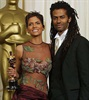 Halle Berry's ex-husband Eric Benet, a sex addict, claimed he cheated on the beauty to try and SAVE their marriage! Crazy. The pair were divorced in January 2005.