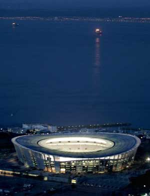 FILE: The City of Cape Town wants to convert its stadium into a hub of commercial activity. Picture: Denzil Maregele