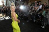 Julianne Hough is best known as a dancer on Dancing with the Stars but is making strides in Hollywood with roles in Burlesque and Footloose.