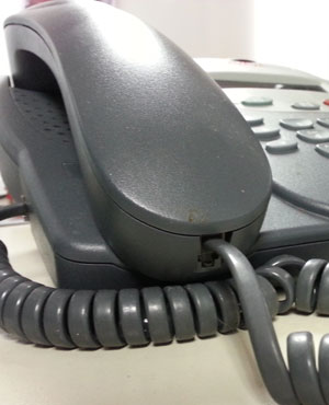 America's plain old telephone network is rapidly being overtaken by new technology. (Duncan Alfreds, News24)