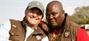 The lead characters are played by Leon Schuster and Kenneth Nkosi.