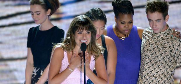Lea Michele 2013 Teen Choice Awards