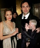 Angelina Jolie and her brother James Haven are never going to live down their intimate kiss after the 2000 Oscars (where Angie won Best Supporting Actress).