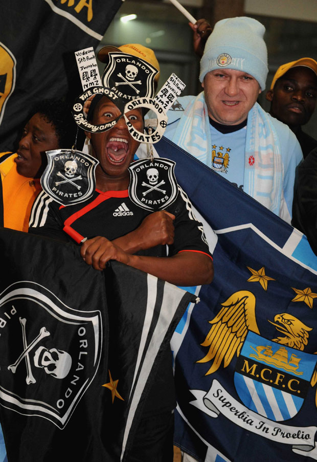 cheap for discount 287a9 c94fc Man City arrive in South Africa   Sport24