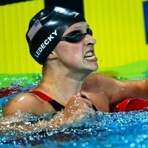 Katie Ledecky (AFP)