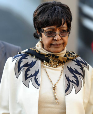Winnie Madikizela-Mandela has launched a scathing attack on the ANC, accusing the party of being disrespectful towards her and the Mandela family. (File, Sapa)