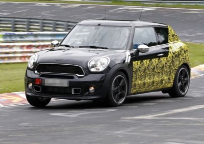 Countryman Coupe Out Paceman In Wheels24