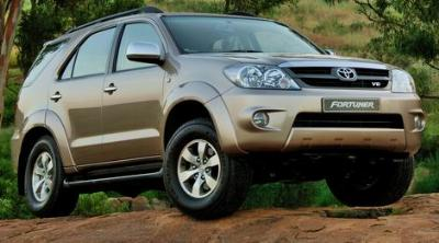 2006 Toyota Tundra >> We drive the Toyota Fortuner 4x4 | Wheels24