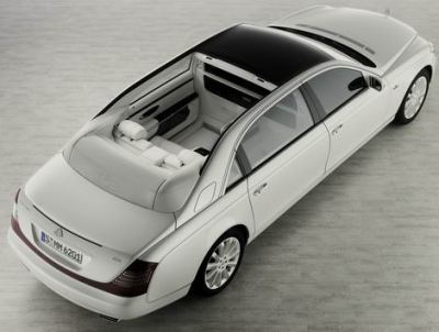 one-off maybach soft-top | wheels24