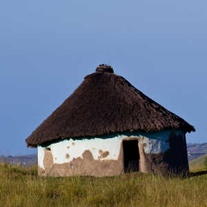 traditional house in the Eastern Cape