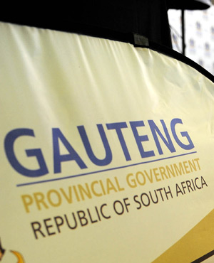 Gauteng provincial government (Picture: Sapa)