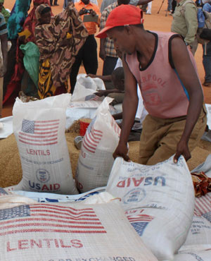 Somalia has made strides toward food security one year since its famine but the situation remains critical, the UN Food and Agriculture Organisation says. (File, AP)