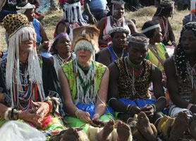The journey of a white sangoma | Health24