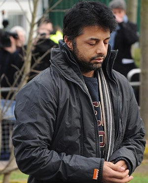 Shrien Dewani. Picture: AFP