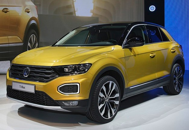 watch vw debuts new sa bound t roc crossover wheels24. Black Bedroom Furniture Sets. Home Design Ideas