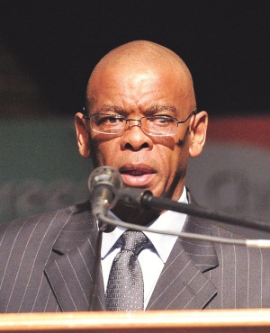 Free State Premier Ace Magashule (File, Volksblad)