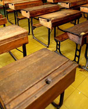 "No arrest has been made since the Democratic Alliance laid criminal charges against those preventing pupils from attending Northern Cape schools. (File, <a href=""http://www.shutterstock.com"">Shutterstock</a>)"