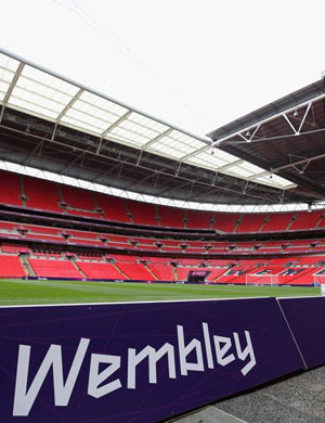 Wembley Stadium. Picture: Julian Finney/Getty Images