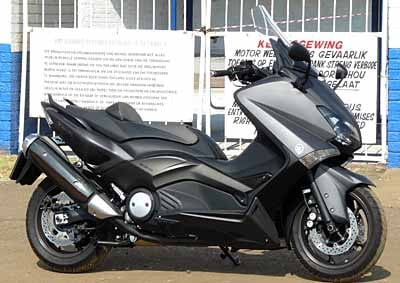 Yamaha Tmax Price South Africa