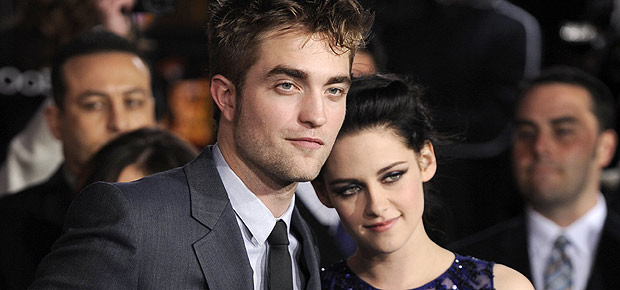 Robert Pattinson KristenStewart