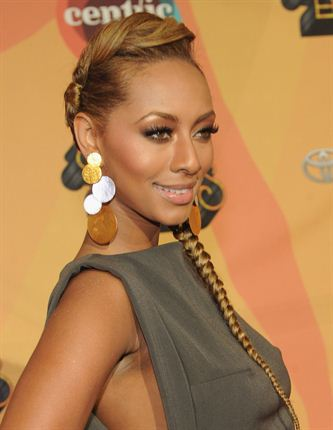 black celebs with great hair
