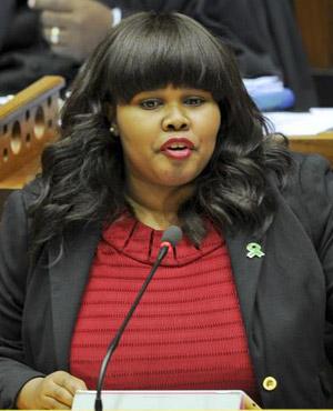 Lindiwe Mazibuko (File, Die Burger)