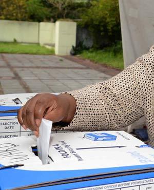 Voting (File, Sapa)