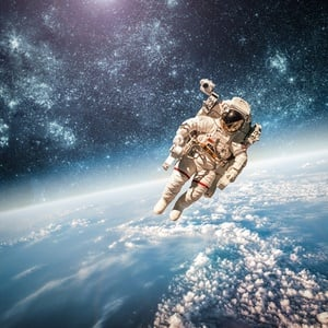 Space missions may damage eyes