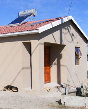 An RDP house (Duncan Alfreds, News24)