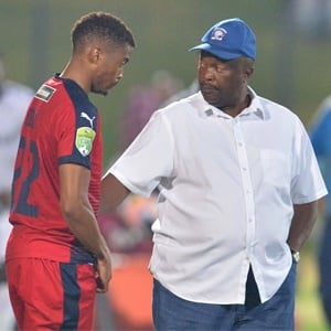 Matsilele Sono and Jomo Sono (Gallo Images)