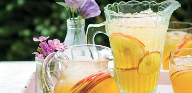 recipe, ginger, apple, drinks,summer
