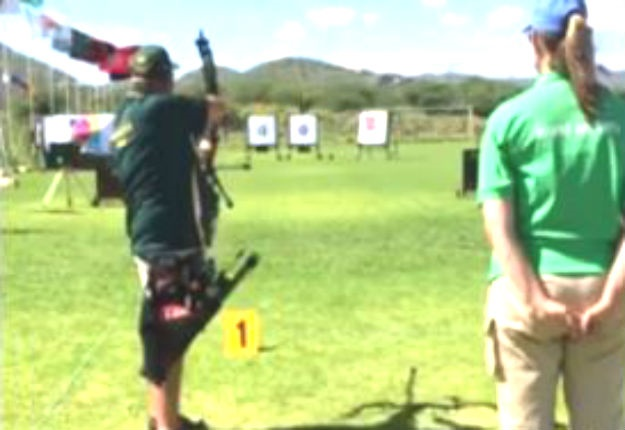 SA's archery team needs help getting to the Olympics