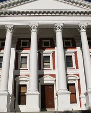 Parliament (Picture: Sapa)