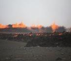 Iceland cuts aviation alert to orange