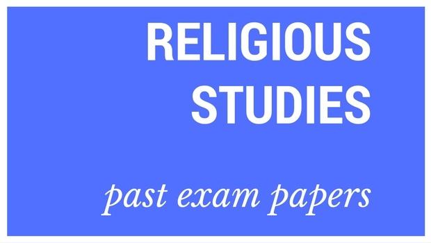 NSC past matric exam papers: Religious Studies | Parent24