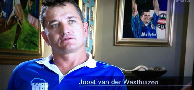 Joost van der Westhuizen
