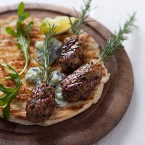 how to cook lamb kofta skewers