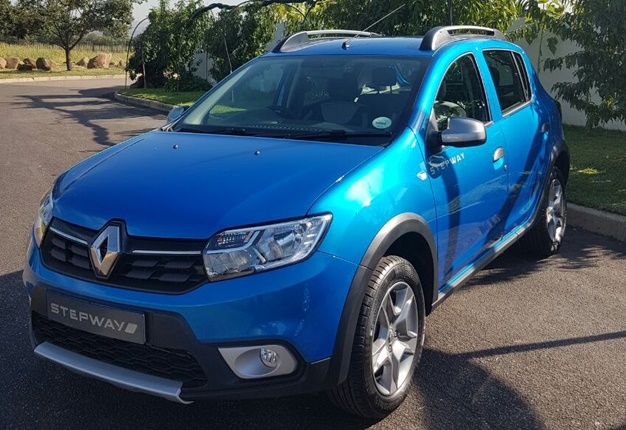renault sandero stepway 2018. beautiful 2018 refreshed sandero range renault has launched its refreshed sandero range  in south africa image wheels24  charlen raymond with renault sandero stepway 2018 s